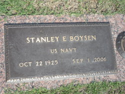 Stanley E. Boysen
