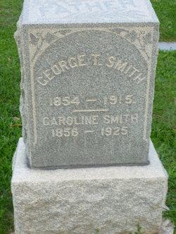 Caroline <I>Gilbert</I> Smith