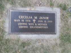 Cecelia M. Janik