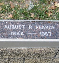 August R. Pearce