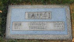Maurice Ballin