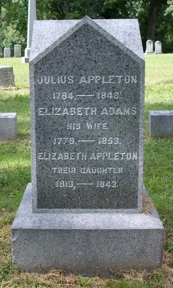 Louisa <I>Worthington</I> Appleton