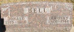 Dorothy Evelyn <I>King</I> Bell