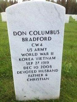 Don Columbus Bradford