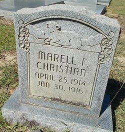 Marell F. Christian