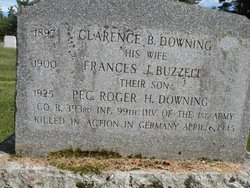 PFC Roger H. Downing