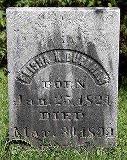 Elisha Kidder Burnham