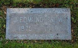 James Edmund Snow