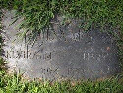 Elvira M. <I>Avery</I> Adams