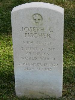 2LT Joseph C Fischer