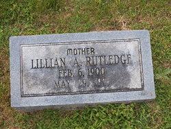 Lillian A. <I>Yuhr</I> Rutledge