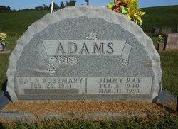Jimmy Ray Adams