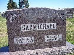 Mabel Ellen <I>Gant</I> Carmichael