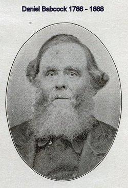 Rev Daniel C. Babcock