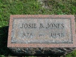 """Josephine Burt """"Josie"""" <I>White</I> Jones"""
