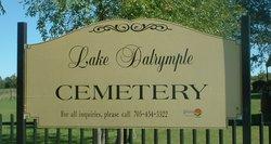 Lake Dalrymple Cemetery