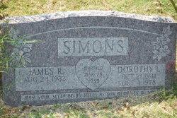 Dorothy L. <I>Picolet</I> Simons