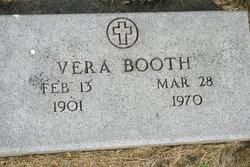 Vera <I>Williams</I> Booth