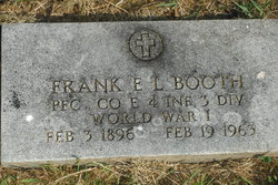 Frank E.Lee Booth