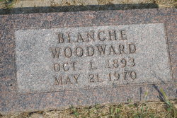 Blanche Woodward