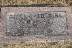 Anna Catherine <I>Fehliman</I> Woodward