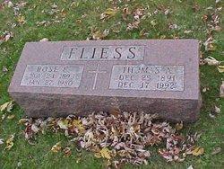 Rose C <I>Denig</I> Fliess