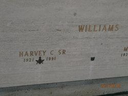 Harvey Clifton Williams, Sr