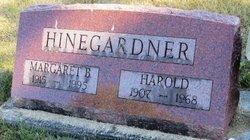 Margaret B. <I>Ent</I> Hinegardner