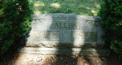 Jacob Myers Allen