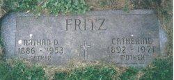 Catherine Margaret <I>Price</I> Fritz