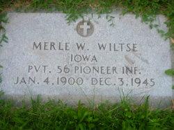 Merle Lester William Wiltse
