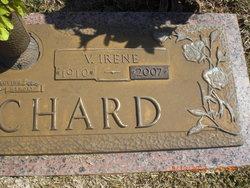 Valerie Irene <I>Bourriague</I> Blanchard