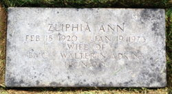 Zilphia Ann Adkins