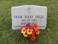 """Frank """"Rocky"""" Fiegel"""