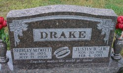 Shirley Maxine <I>Witt</I> Drake