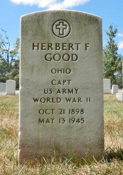 CPT Herbert Franklin Good