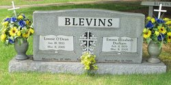 Lonnie O'Dean Blevins