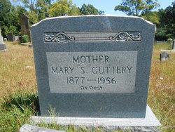 "Mary S. ""Mollie"" <I>Guthrie</I> Guttery"