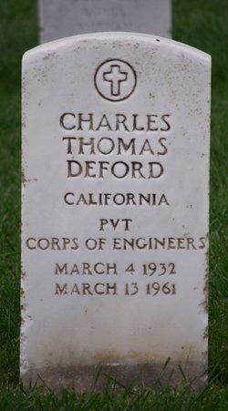 Charles Thomas Deford