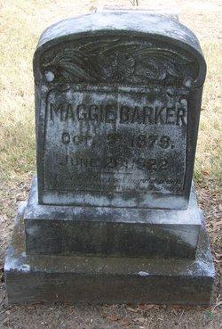 Maggie <I>Christian</I> Barker