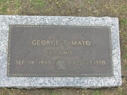 George Timothy Mayo