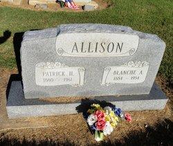 Patrick Harmon Allison