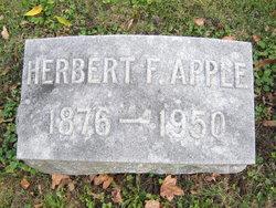 Herbert F. Apple