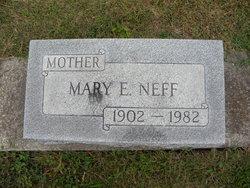 Mary Estella <I>Snyder</I> Neff