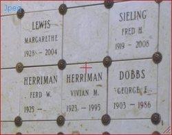 George E Dobbs