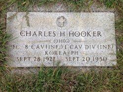 PFC Charles Henry Hooker