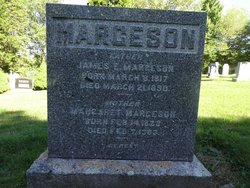 Margaret <I>Morris</I> Margeson