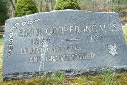 Edith <I>Cooper</I> Ingalls