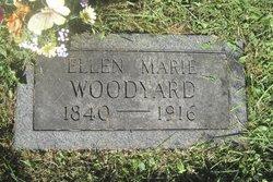 Ellen Marie <I>Brown</I> Woodyard