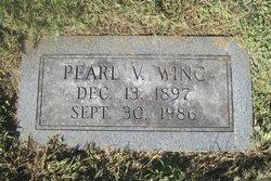 Pearl V. <I>Norton</I> Wing
